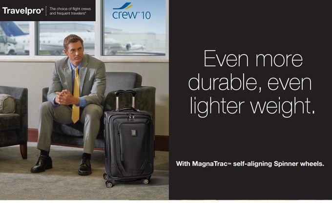 Travelpro Business Luggage Buy From The Official European Distributor